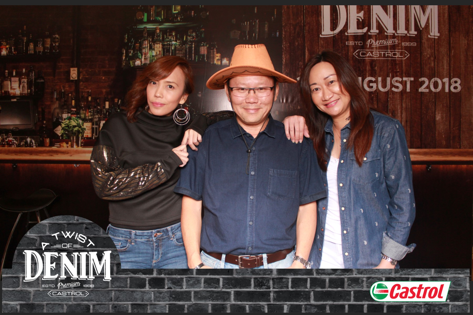 4R size Photobooth DINNER COMPETITION 03 GENTING HIGHLAND CASTROL