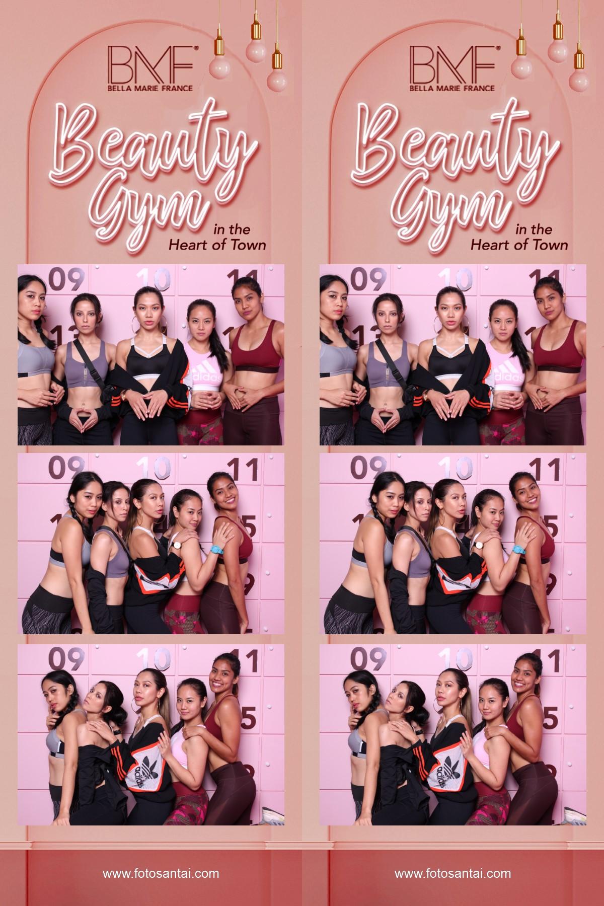 BMF Beauty Gym 2R #1